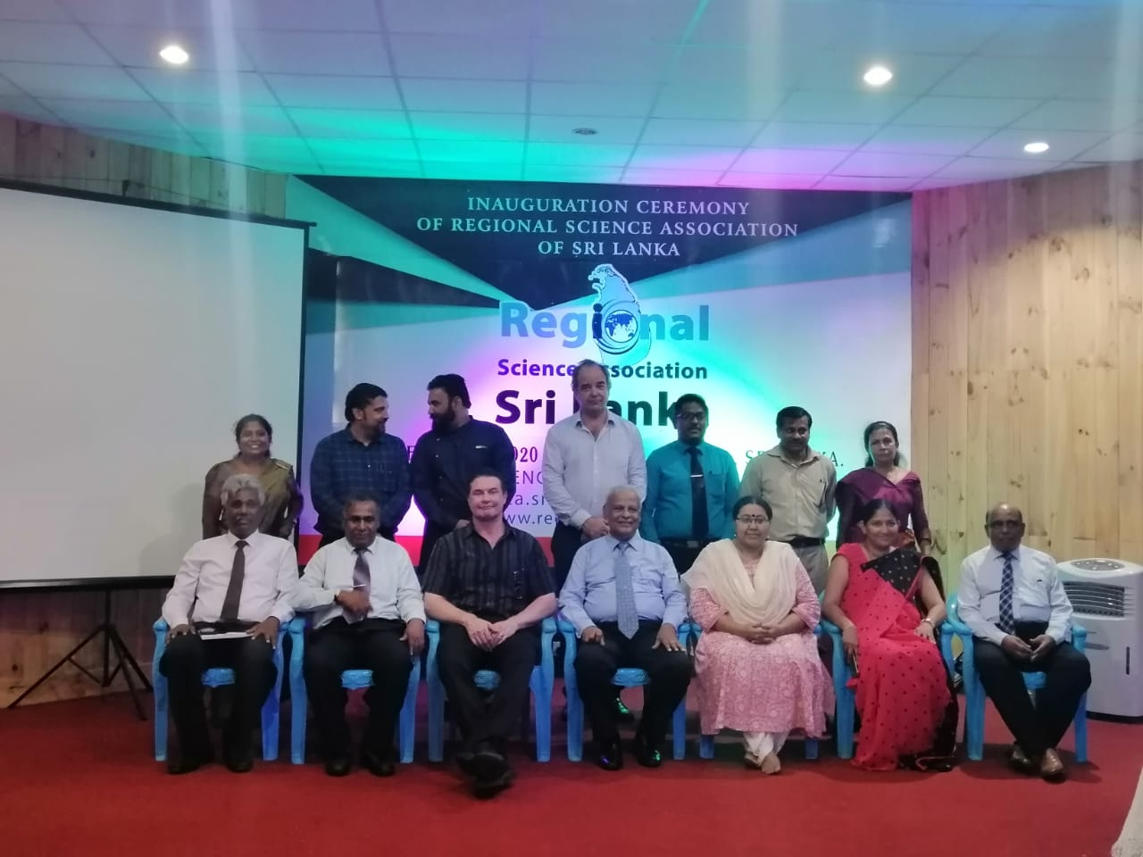 Inauguration of the Sri Lanka Section of Regional Science