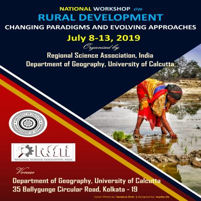 National Workshop on 'Rural Development Changing Paradigm and Evolving Approaches'